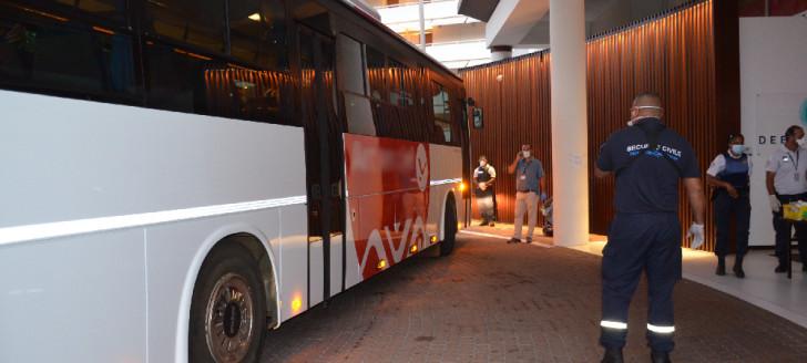 Des vols de passagers et un hôtel de quatorzaine supplémentaires vont permettre le retour des Calédoniens en attente en Métropole.