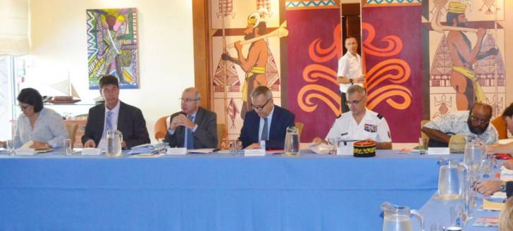 De très nombreux acteurs de la mer ont participé à la conférence.
