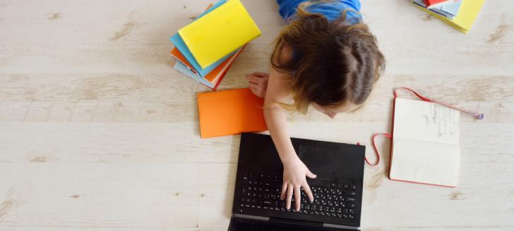 Les outils numériques (espaces numériques de travail, Pronote…) ont été très rapidement mobilisés pour diffuser ressources, activités et devoirs.